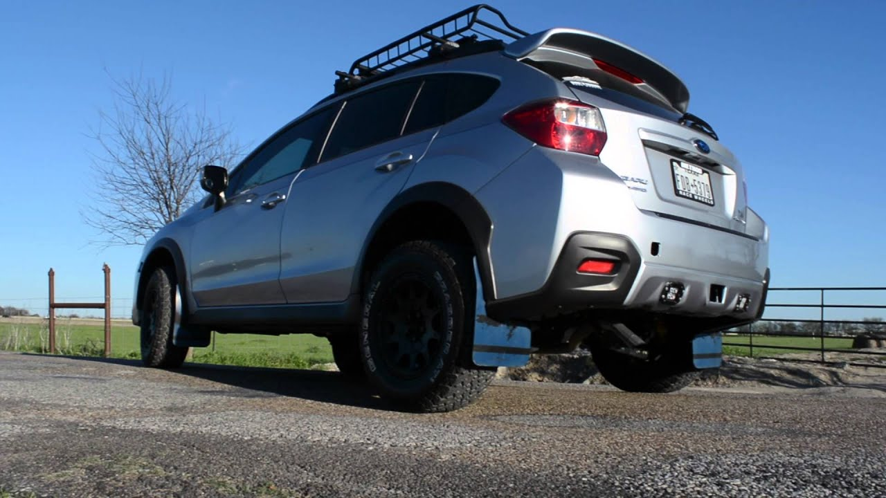 2014 Xv Crosstrek Youtube