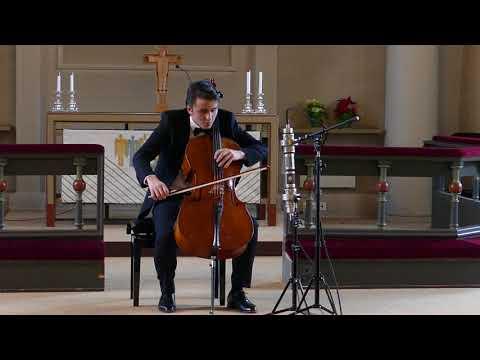 Leonardo Chiodo: K. Penderecki  - Cello Suite, 1st movement: Preludio