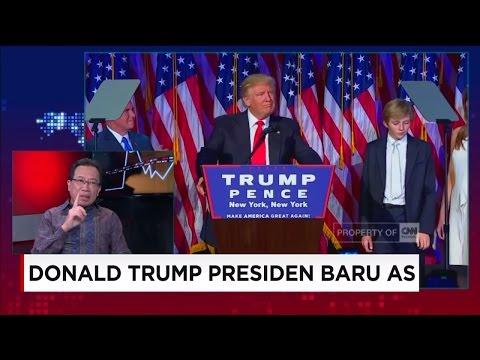Insight With Desi Anwar – Donald Trump Presiden Baru AS Mp3