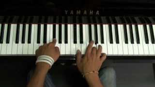 hallelujah i love her so - (Ray Charles) Tutorial