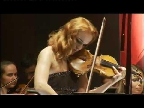 Marianna Vasileva - 1st Prize winner Violin Competition Sion Valais 2011 - part II