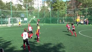 """видео: ФК """"Вардар-1"""" - ФК """"Мечта"""". (2010 год). 2 Тайм. 4-0"""