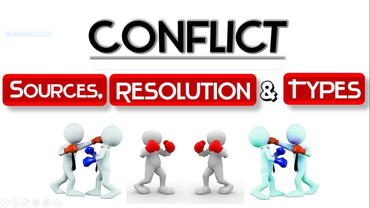 internal conflict in organization and the Resolving intra-organization conflicts  however, if the conflict in question is between the employee and an immediate supervisor or manager,.