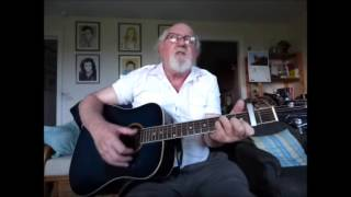Guitar: Don't Fence Me In (Including lyrics and chords)