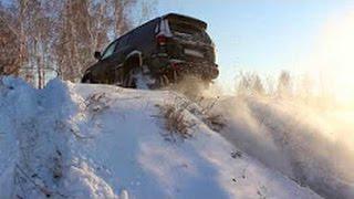 Снежные завалы и Mitsubishi Pajero 4 (Паджеро клуб #46)