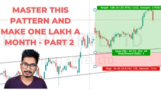 MASTER THIS PATTERN TO MAKE ONE 1,00,000 A MONTH -- PART 2