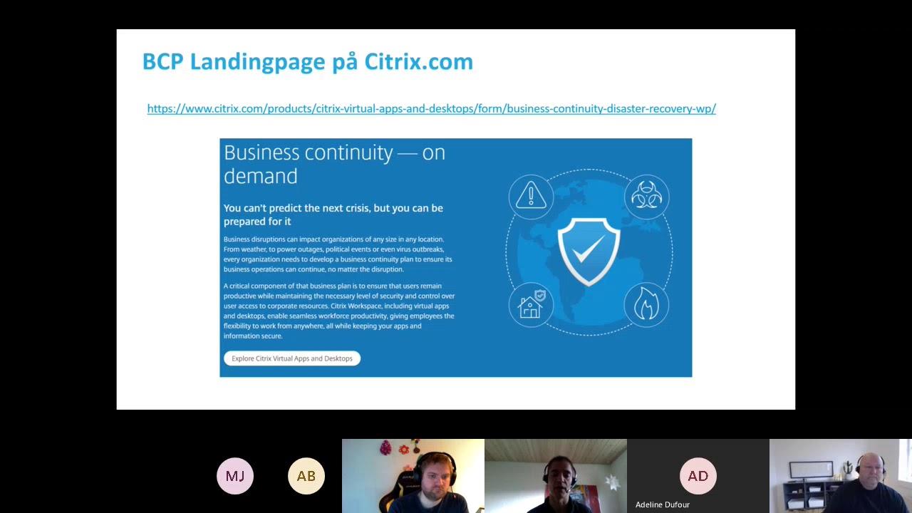 CitrixDate - april 2020