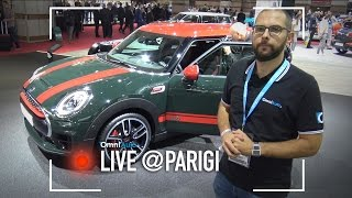 MINI Clubman John Cooper Works | Salone di Parigi 2016