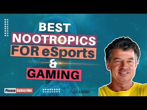 best-nootropics-for-esports-&-gaming
