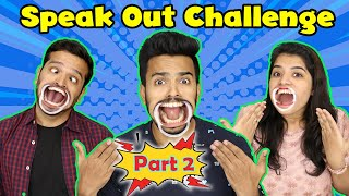 Speak Out Challenge Part 2 | Hungry Birds