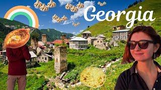 Влюблены в Грузию / Fell in love with Georgia