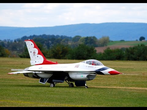 F-16's over Hamburg Oct 2014