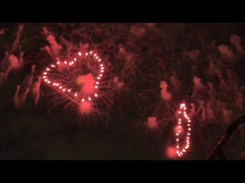 #Canada's Wonderland fireworks #Canada day #July 1 2019