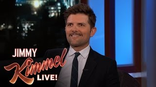 Guest Host Kristen Bell Interviews Adam Scott