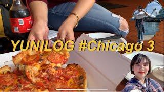 시카고 여행기록VLOG #3 루 말나티스, 밀레니엄공원…