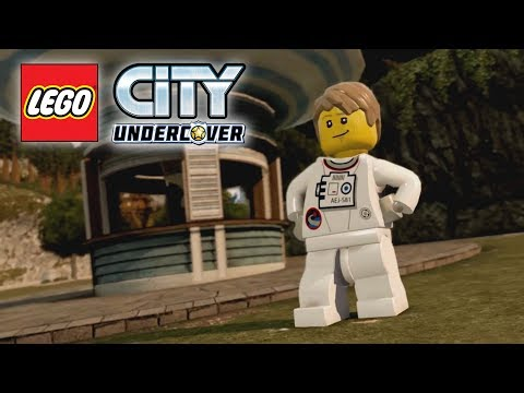 LEGO City Undercover - FINAL | Blackwell's Moonbase Gameplay Walkthrough part 30 (PC)