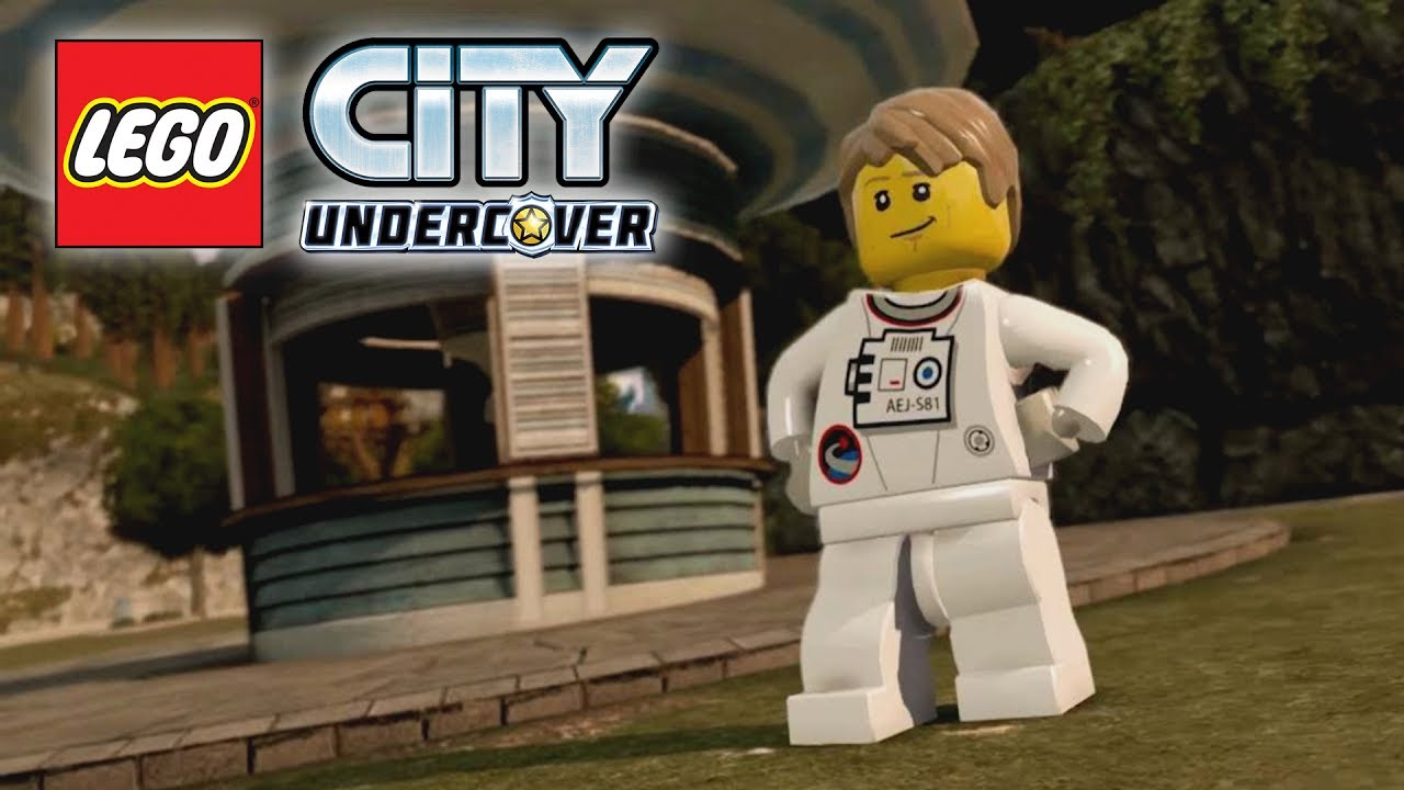 Lego City Undercover Final Blackwell S Moonbase Gameplay Walkthrough Part 30 Pc Youtube