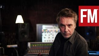 In The Studio with Jean-Michel Jarre