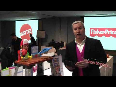 Fisher Price Games | The Toy Guy With Fisher-Price's Manny's Repair Shop
