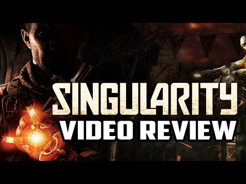 Singularity PC Game Review