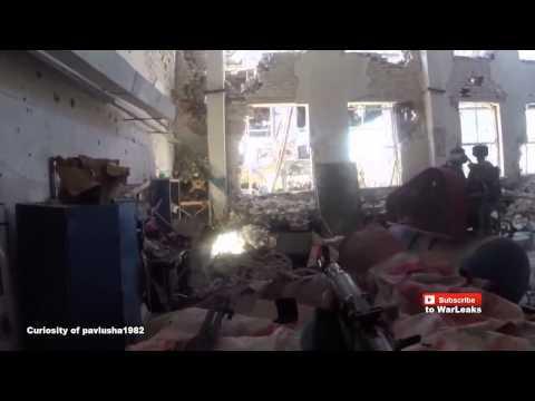 Обзор карты боевых действий в Новороссии 06 09 2014 на 20 00 мск BASKETOK