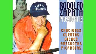 Rodolfo Zapata - Yo vendo huevos │ CD Presidente