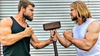 THOR vs THOR (Infinity War!!)