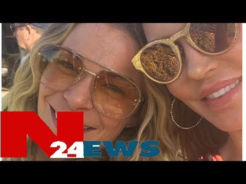 LeAnn Rimes and Brandi Glanville end feud with selfie