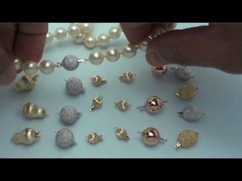 Tips on How to Use Bead and Ball Clasps in Jewelry Making