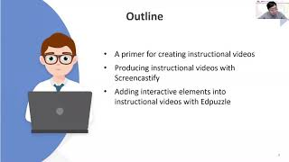 【翻轉教學工作坊】利用Screencastify和 Edpuzzle製作互動式影片Creating interactive videos with Screencastify and Edpuzzle