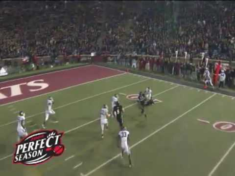 2009 Cincinnati Bearcats Football Highlights