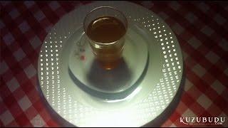 Keçiboynuzu Şerbeti / Carob Sherbet - Osmanlı Yemekleri/turkish Food