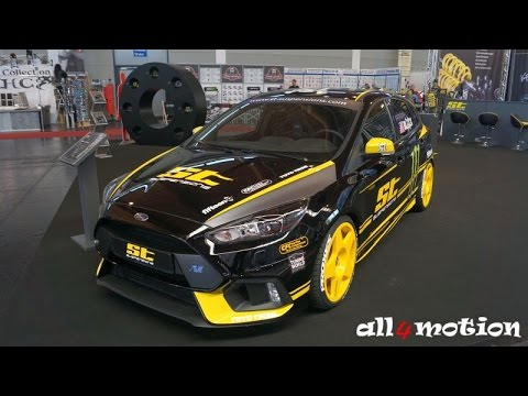ford focus rs dyb rs ken block tuningworld 2016 youtube. Black Bedroom Furniture Sets. Home Design Ideas