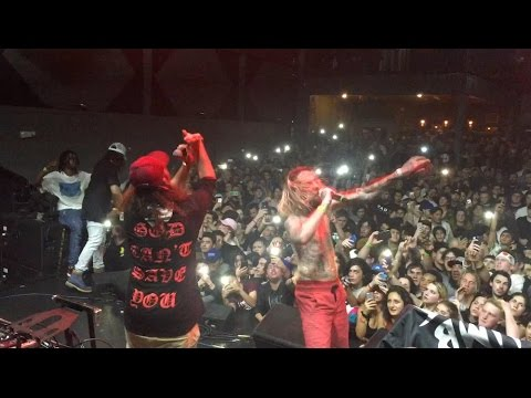 Suicide Boys kill it Live in LA