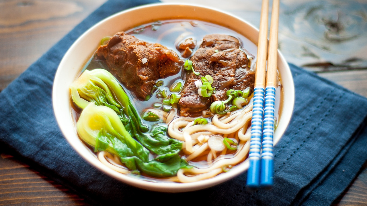 Beef Noodle Soup Recipe Chinese