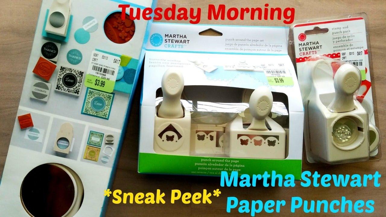 New At Tuesday Morning April 30th