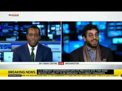 Raheem Kassam Blasts Sky News, Sadiq Khan Over 'Shithole London'