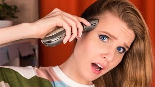 ЗАЧЕМ Я СБРИВАЮ ВОЛОСЫ?! | История моих волос