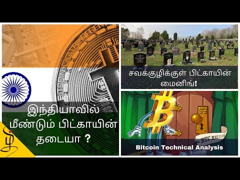 India To Ban Cryptos Again? Bitcoin Mining Under Graves - Latest Bitcoin News In Tamil