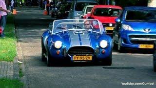 2x Dax Cobra 427 - Brutal V8 Sounds!