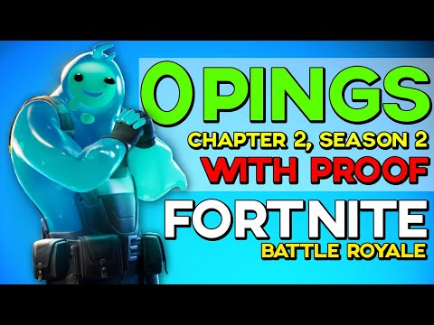 HOW TO FIX FORTNITE PINGS !! *New Middle East Server Update
