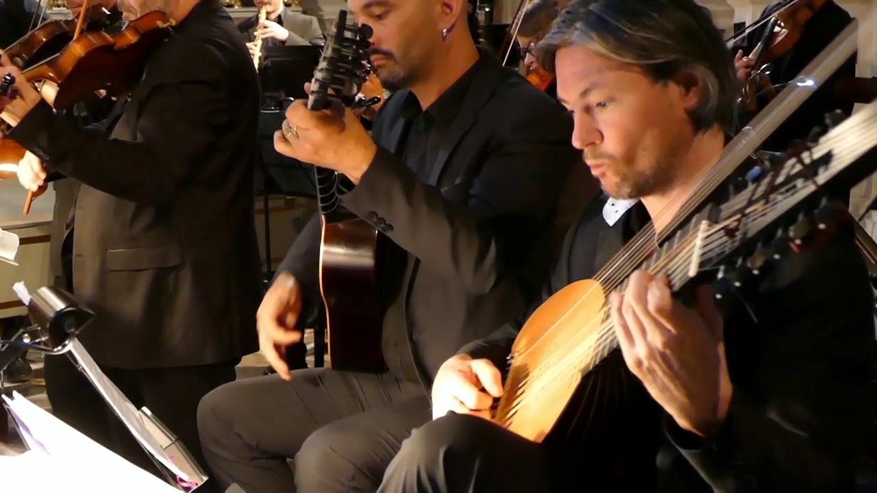 Trompes et orchestre