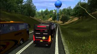 vuclip UKTS Indonesia Map and Bus Mod