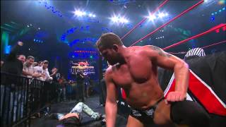 Genesis 2011: Mr. Anderson vs. Jeff Hardy