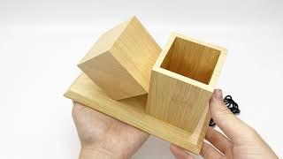 [3D토탈기획] #LED시계 #탁상시계 #판촉 펜 홀더…