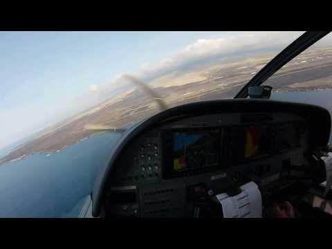 cessna caravan g1000 training flight