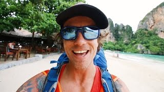 Thailand travel - travelling southeast asia vlog / Railay Beach to Koh Phi Phi