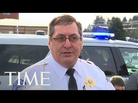 A 7th Grader Shot Himself Inside Middle School Bathroom In Ohio, Police Say | TIME