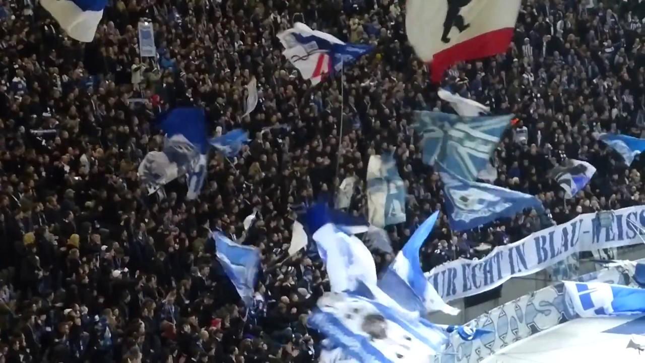 Eintracht Gegen Hertha