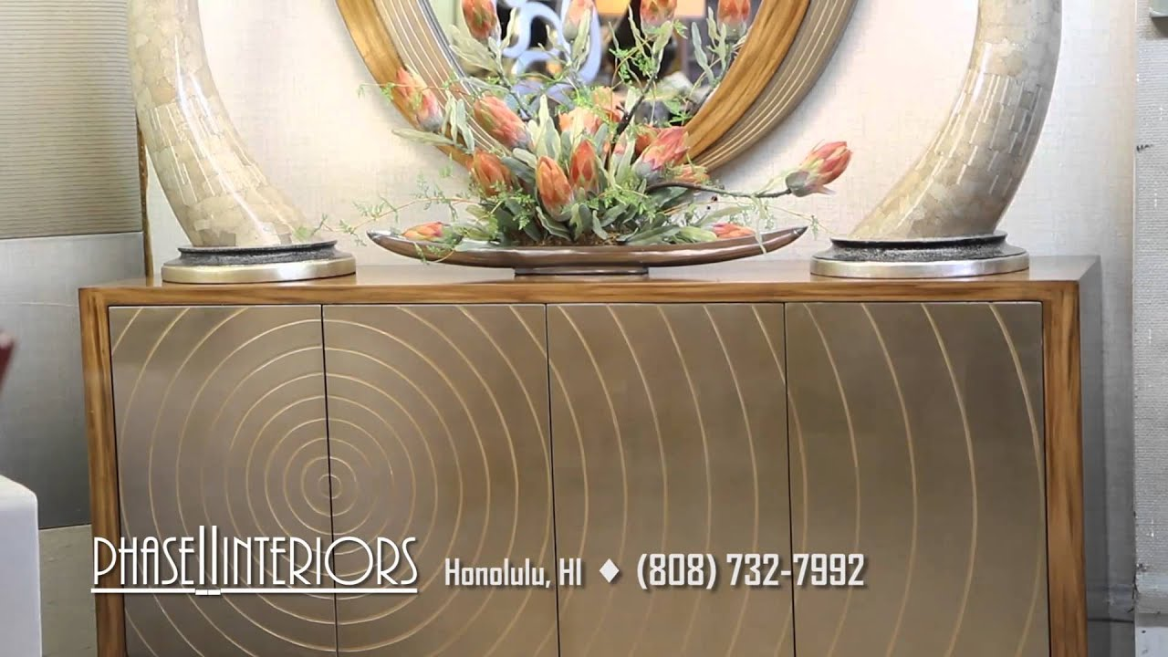 Phase II Interiors | Home Furnishings And Interior Design   Honolulu,  Hawaii   YouTube